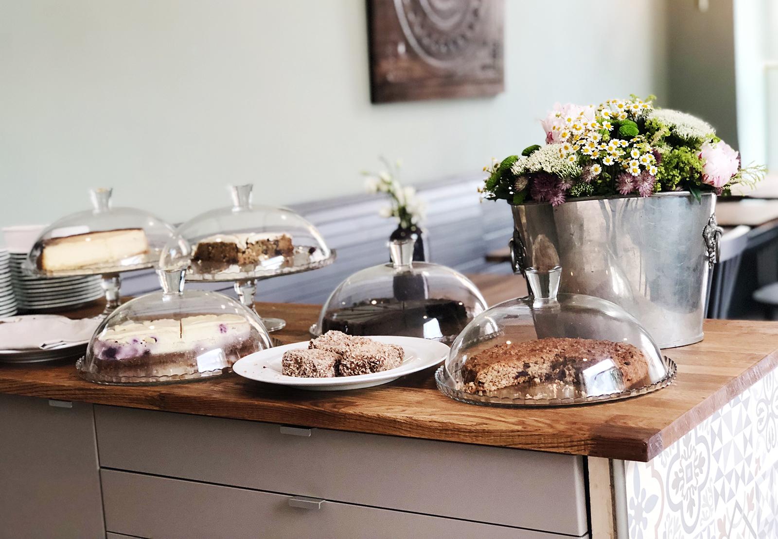 CORNER Hannover Kuchen - Kaffee | Kuchen | Frühstück | Brotzeit & ganz viel Liebe!